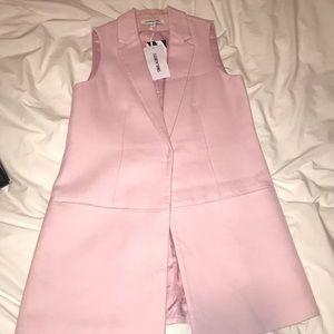 Elizabeth & James pink vest